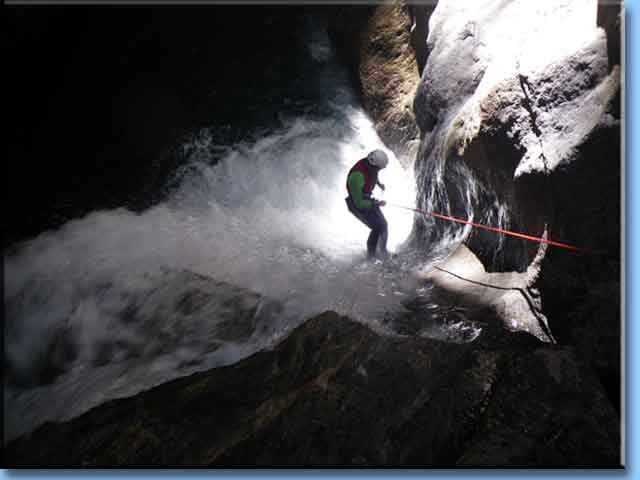 Canyoning, a adventure!